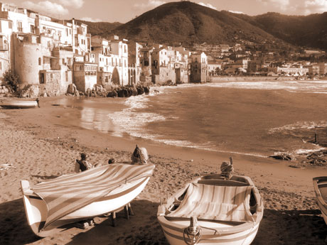 Sizilien wie es einmal war